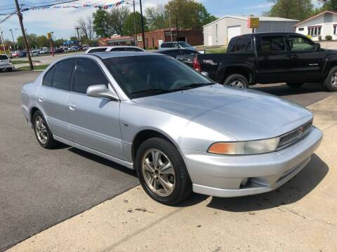 2000 Mitsubishi Galant for sale at Wise Investments Auto Sales in Sellersburg IN
