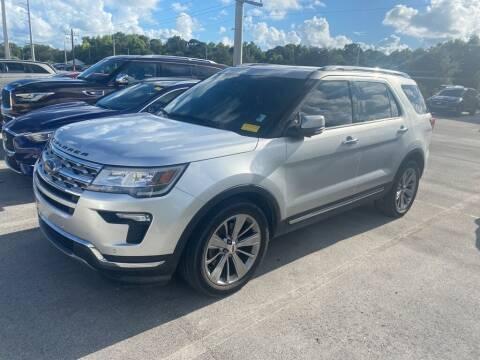 2018 Ford Explorer for sale at Infiniti Stuart in Stuart FL