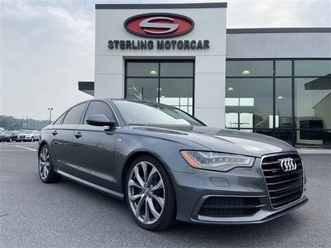 2014 Audi A6 for sale at Sterling Motorcar in Ephrata PA