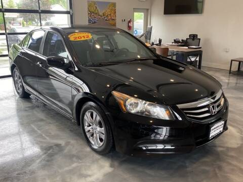 2012 Honda Accord for sale at Crossroads Car & Truck in Milford OH