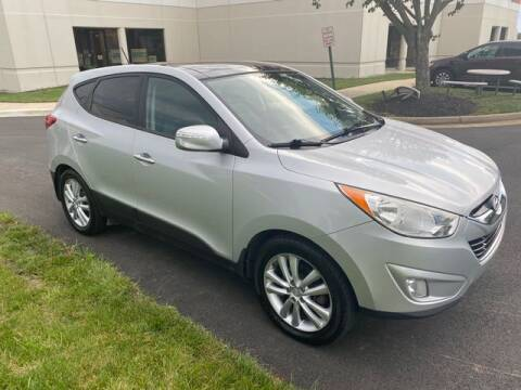 2011 Hyundai Tucson for sale at SEIZED LUXURY VEHICLES LLC in Sterling VA