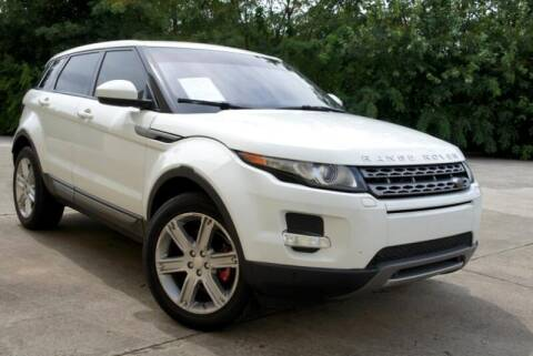 2015 Land Rover Range Rover Evoque for sale at CU Carfinders in Norcross GA