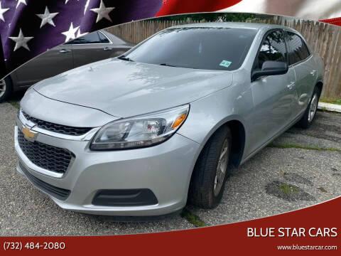 2014 Chevrolet Malibu for sale at Blue Star Cars in Jamesburg NJ
