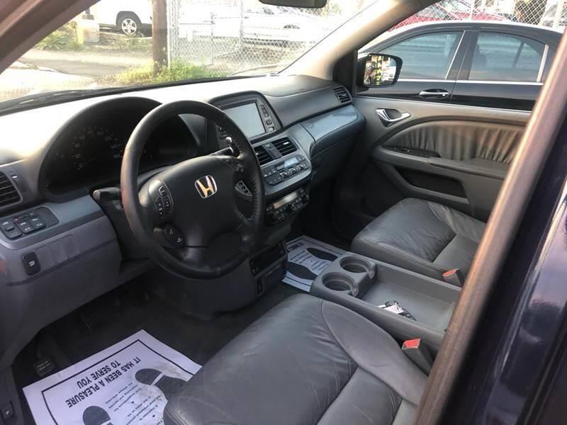 2007 Honda Odyssey EX-L 4dr Mini-Van w/DVD and Navi - Warwick RI