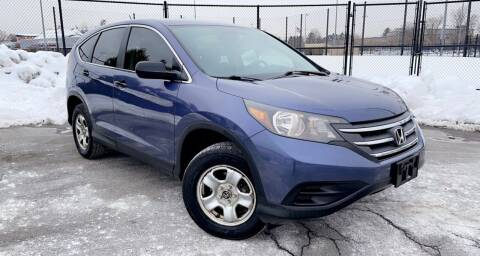 2013 Honda CR-V for sale at Maxima Auto Sales in Malden MA