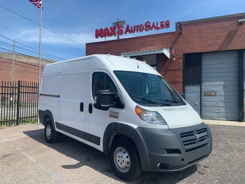 2017 RAM ProMaster Cargo for sale in Philadelphia, PA