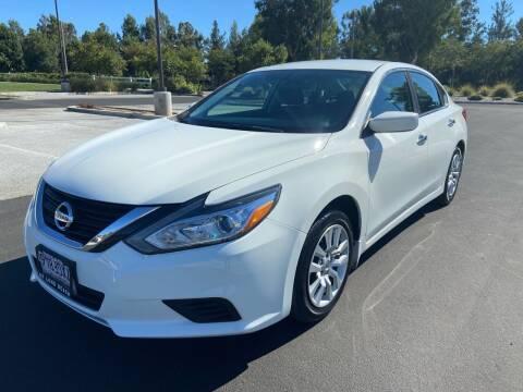 2016 Nissan Altima for sale at PRESTIGE AUTO SALES GROUP INC in Stevenson Ranch CA
