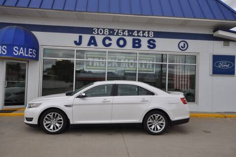 2018 Ford Taurus for sale at Jacobs Ford in Saint Paul NE