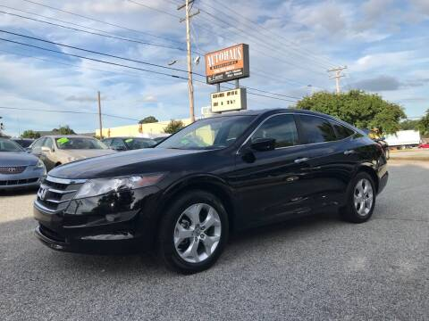 2010 Honda Accord Crosstour for sale at Autohaus of Greensboro in Greensboro NC