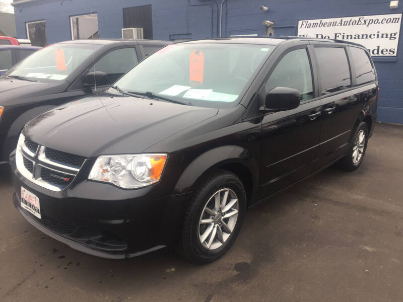 2016 Dodge Grand Caravan for sale at Flambeau Auto Expo in Ladysmith WI
