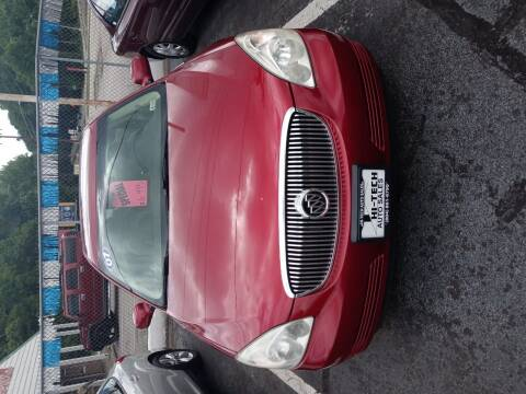 2007 Buick Lucerne for sale at Hi-Tech Auto Sales Inc. in Petersburg VA