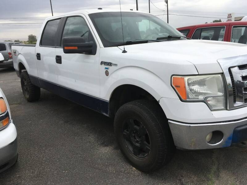 2010 Ford F-150 for sale at HUM MOTORS in Caldwell ID