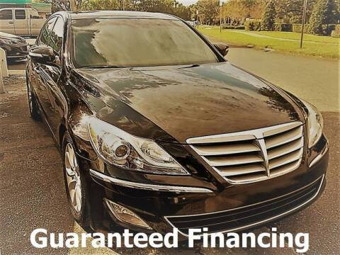 2013 Hyundai Genesis for sale at PJ's Auto World Inc in Clearwater FL