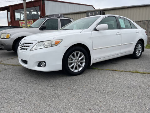 2011 Toyota Camry for sale at Auto Credit Xpress in North Little Rock AR