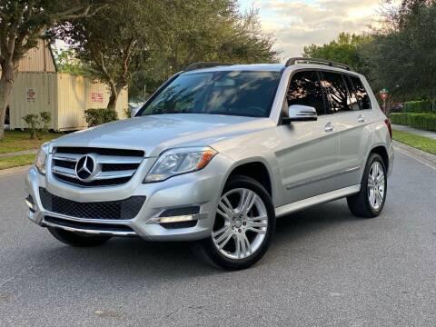 2013 Mercedes-Benz GLK for sale at Presidents Cars LLC in Orlando FL