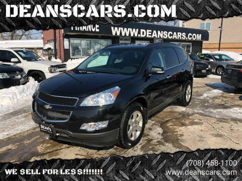 2010 Chevrolet Traverse for sale at DEANSCARS.COM in Bridgeview IL
