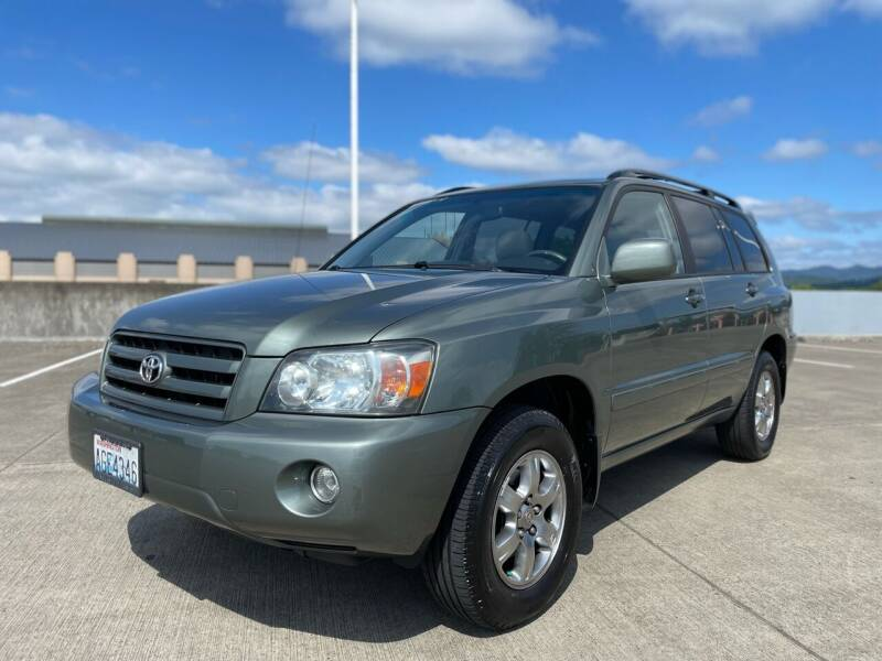 2007 Toyota Highlander for sale at Rave Auto Sales in Corvallis OR