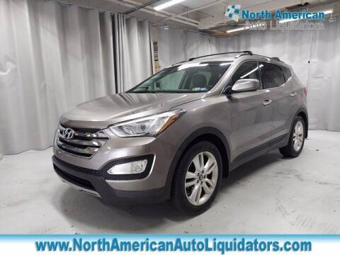 2013 Hyundai Santa Fe Sport for sale at North American Auto Liquidators in Essington PA