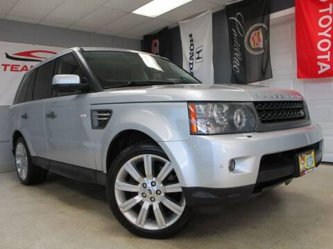 2011 Land Rover Range Rover Sport for sale at TEAM MOTORS LLC in East Dundee IL