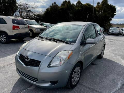 2008 Toyota Yaris for sale at AZ AUTO in Carlisle PA