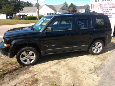 2011 Jeep Patriot for sale at Auto Brokers of Milford in Milford NH