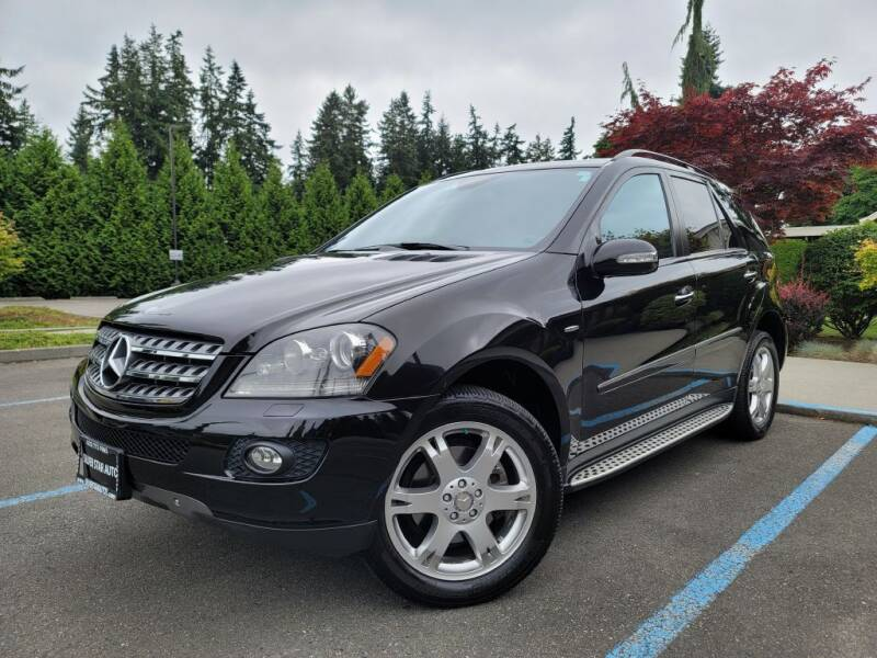 2008 Mercedes-Benz M-Class for sale at Silver Star Auto in Lynnwood WA