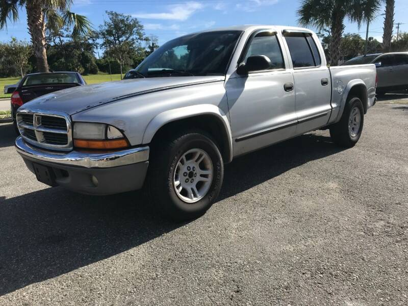 2003 Dodge Dakota for sale at AutoVenture Sales And Rentals in Holly Hill FL
