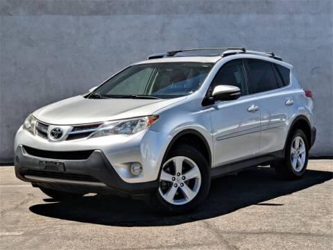 2013 Toyota RAV4 for sale at Divine Motors in Las Vegas NV