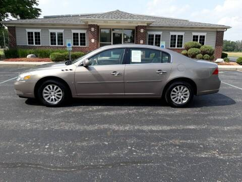 2006 Buick Lucerne for sale at Pierce Automotive, Inc. in Antwerp OH