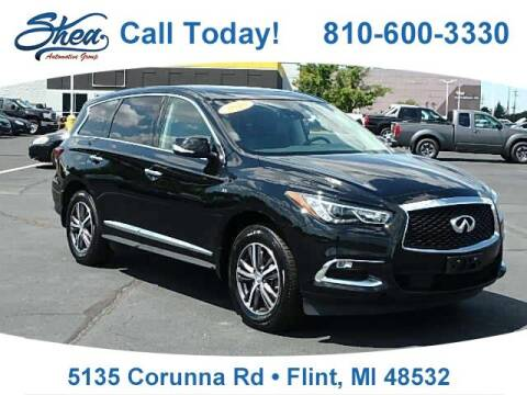 2019 Infiniti QX60 for sale at Jamie Sells Cars 810 in Flint MI