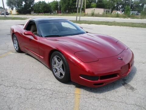 1999 Chevrolet Corvette for sale at RJ Motors in Plano IL