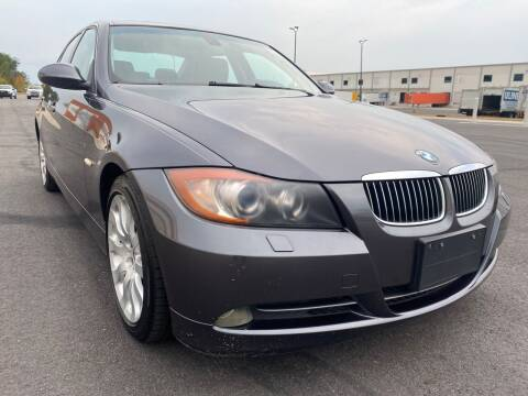2006 BMW 3 Series for sale at ELAN AUTOMOTIVE GROUP in Buford GA