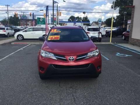 2013 Toyota RAV4 for sale at Steves Auto Sales in Little Ferry NJ