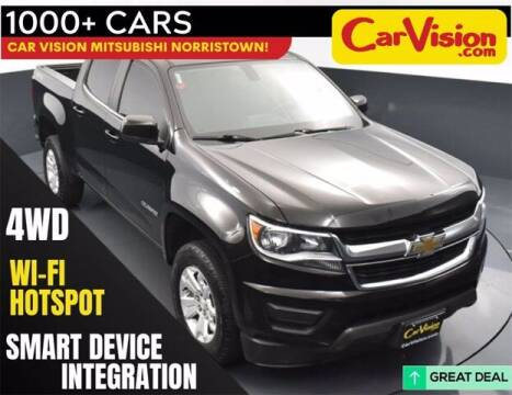 2019 Chevrolet Colorado for sale at Car Vision Buying Center in Norristown PA