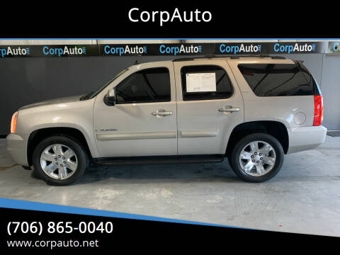 2008 GMC Yukon for sale at CorpAuto in Cleveland GA