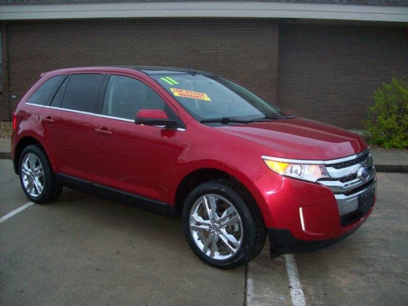 2011 Ford Edge for sale at Cliff Bland & Sons Used Cars in El Dorado Spg MO