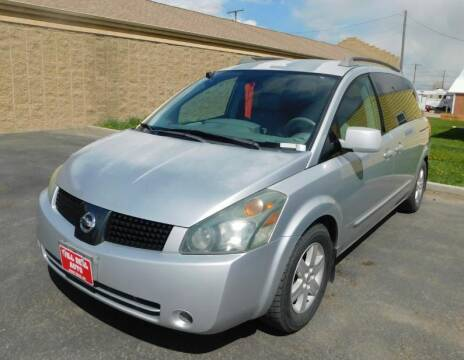 2005 Nissan Quest for sale at Will Deal Auto & Rv Sales in Great Falls MT