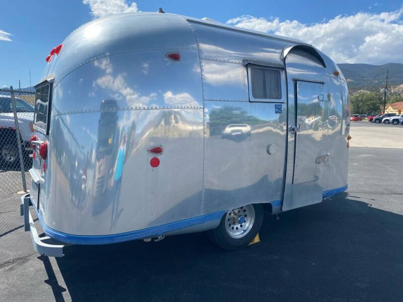 1960 Airstream Pacer16' for sale at Salida Auto Sales in Salida CO