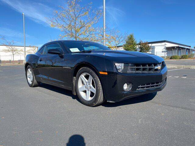 2010 Chevrolet Camaro for sale at Sunset Auto Wholesale in Tacoma WA