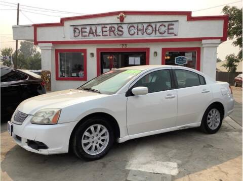 2012 Mitsubishi Galant for sale at Dealers Choice Inc in Farmersville CA