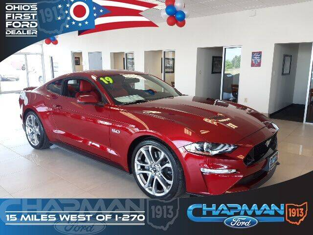 2019 Ford Mustang for sale in Marysville, OH