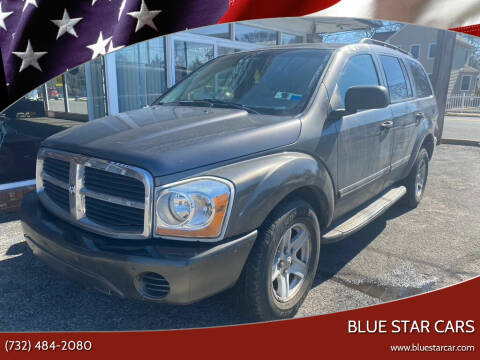 2004 Dodge Durango for sale at Blue Star Cars in Jamesburg NJ