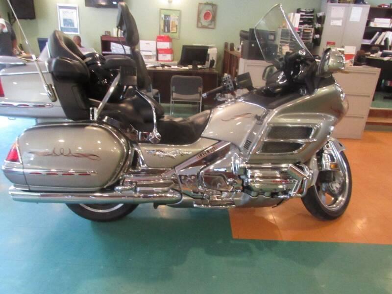 2003 Honda Goldwing for sale at Evans Motors Inc in Little Rock AR