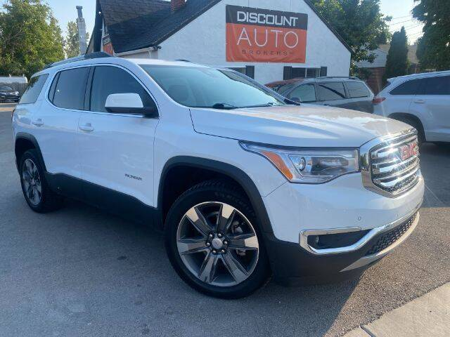 2018 GMC Acadia for sale at Discount Auto Brokers Inc. in Lehi UT