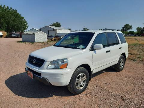2003 Honda Pilot for sale at Best Car Sales in Rapid City SD