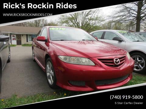 2005 Mazda MAZDA6 for sale at Rick's Rockin Rides in Reynoldsburg OH