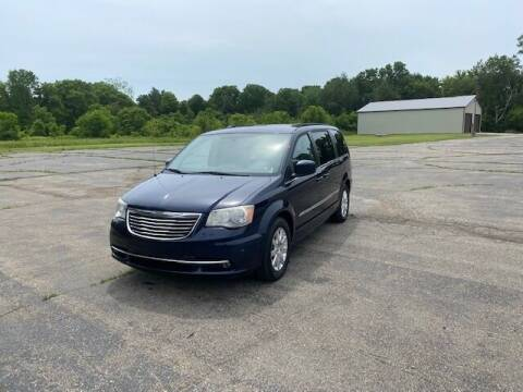 2012 Chrysler Town and Country for sale at Caruzin Motors in Flint MI