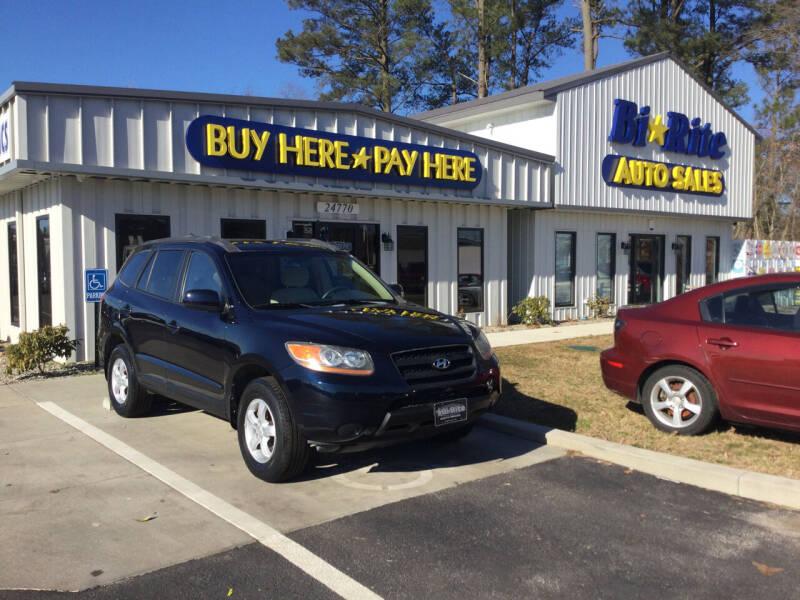 2008 Hyundai Santa Fe for sale at Bi Rite Auto Sales in Seaford DE