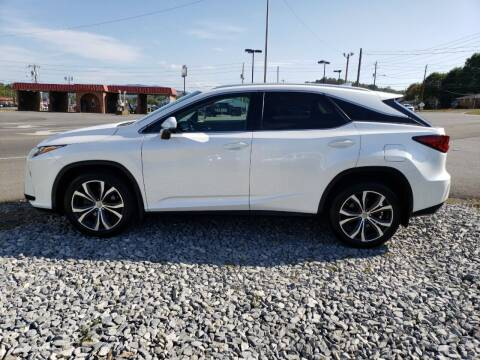 2017 Lexus RX 350 for sale at Green Tree Motors in Elizabethton TN