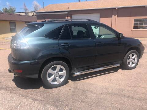2005 Lexus RX 330 for sale at 719 Automotive Group in Colorado Springs CO
